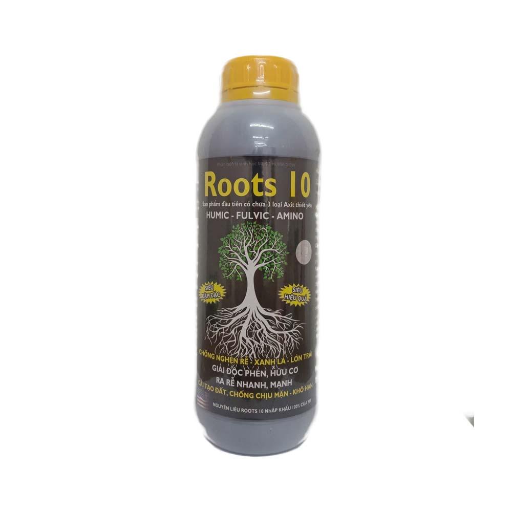 phân bón lá cao cấp Roots 10