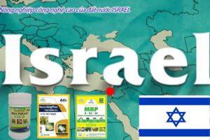 phân bón lá nhập khẩu cao cấp Israel