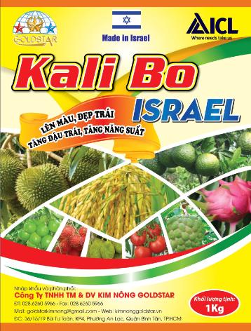 KALI BO ISRAEL KIMNONG