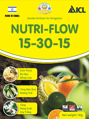 NUTRI-FLOW 15-50-10 KIMNONG MT