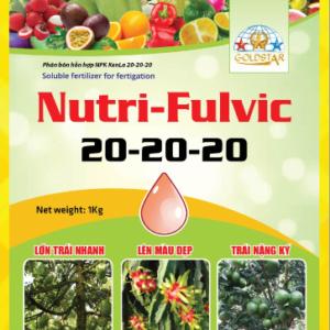 NUTRI-FULVIC 20-20-20 KIMNONG